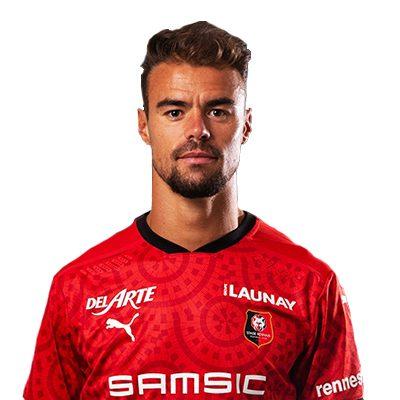 Damien Da Silva - SRFC
