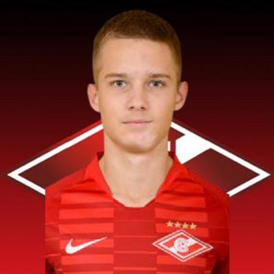 Sviatoslav Kozhedub - Spartak Moscou
