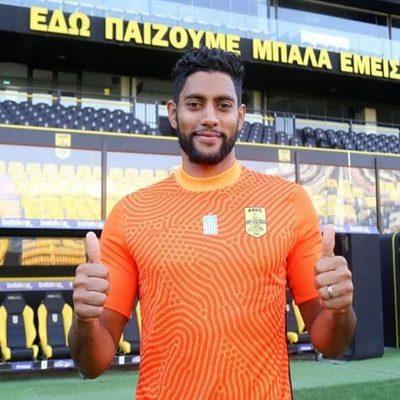 Zacharie Boucher - Aris FC